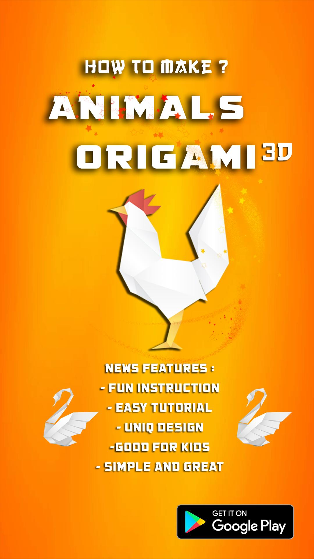 How to make 3d origami chick - YouTube | 1920x1080