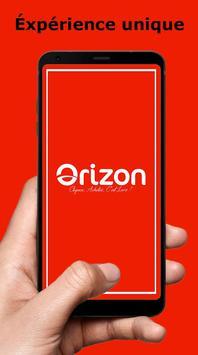 Orizon screenshot 2