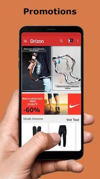 Orizon screenshot 6