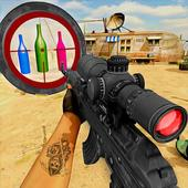 Real Master Bottle Shooter Expert icon