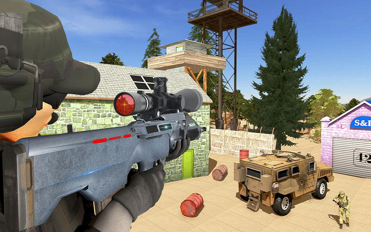 Elite New Sniper Shooting – OG Free Shooting Games for