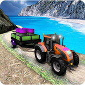 Farming Simulator Offroad 3D Tractor Driving Game icon