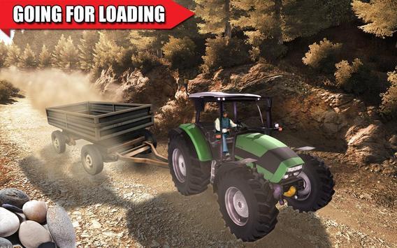 Farming Simulator Offroad 3D Tractor Driving Game screenshot 5