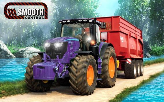 Farming Simulator Offroad 3D Tractor Driving Game screenshot 6