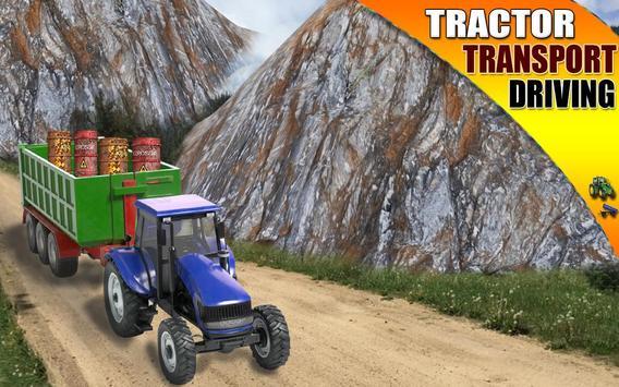 Farming Simulator Offroad 3D Tractor Driving Game screenshot 13