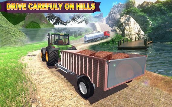 Farming Simulator Offroad 3D Tractor Driving Game screenshot 2