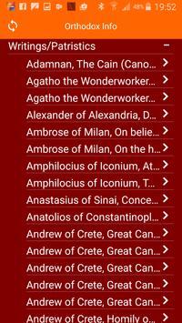 Orthodox Info screenshot 1