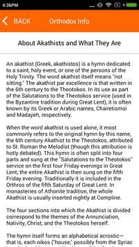 Orthodox Info screenshot 4