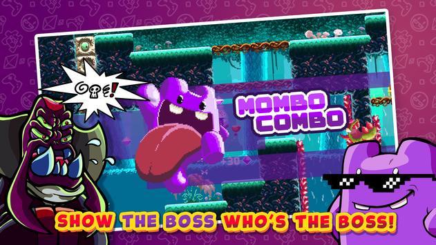 Super Mombo Quest screenshot 11