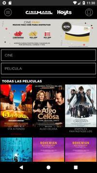 Cinemark Argentina poster