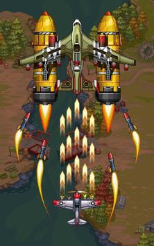 1945 वायु सेना: हवाई जहाज शूटिंग खेल - नि: शुल्क स्क्रीनशॉट 17