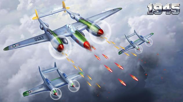 21 Schermata 1945 Airforce: Giochi di tiro gratuiti