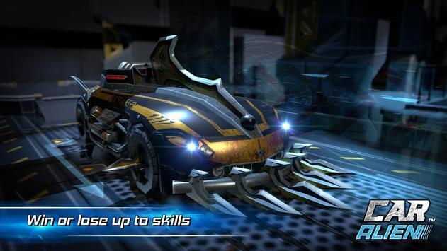 Car Alien - 3vs3 Battle screenshot 2