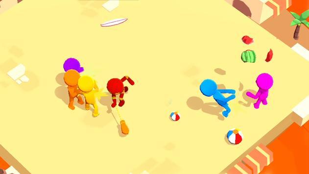 Stickman 3D - Street Gangster screenshot 5