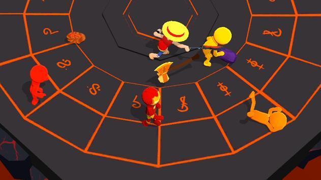 Stickman 3D - Street Gangster screenshot 7
