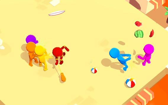 Stickman 3D - Street Gangster screenshot 13