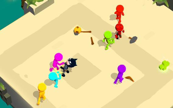 Stickman 3D - Street Gangster screenshot 14