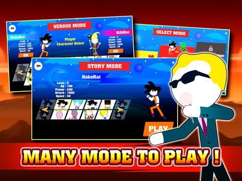 Stick Battle Fight screenshot 10