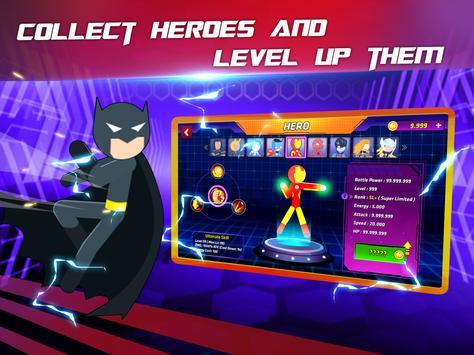 Super Stickman Heroes Fight screenshot 14