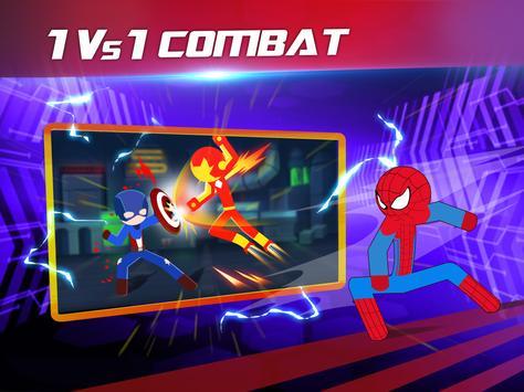 Super Stickman Heroes Fight screenshot 5