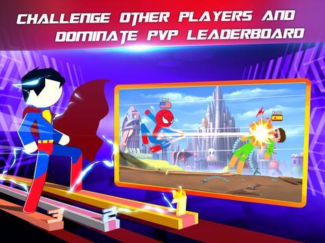Super Stickman Heroes Fight screenshot 7