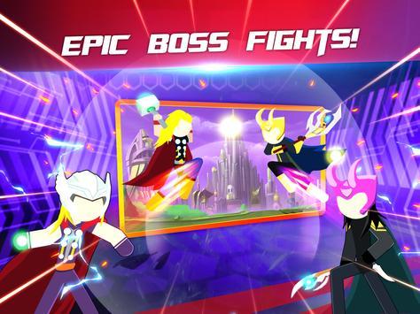 Super Stickman Heroes Fight screenshot 8
