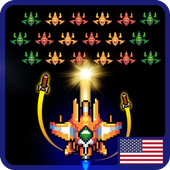 Galaxiga - Classic 80s Arcade Space Shooter v22.0 (Modded)