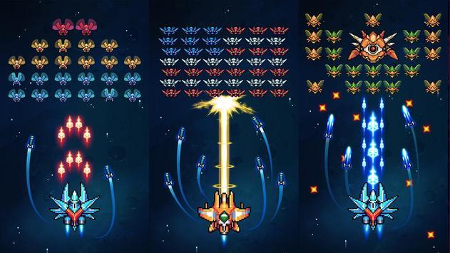 Galaxiga captura de pantalla 15