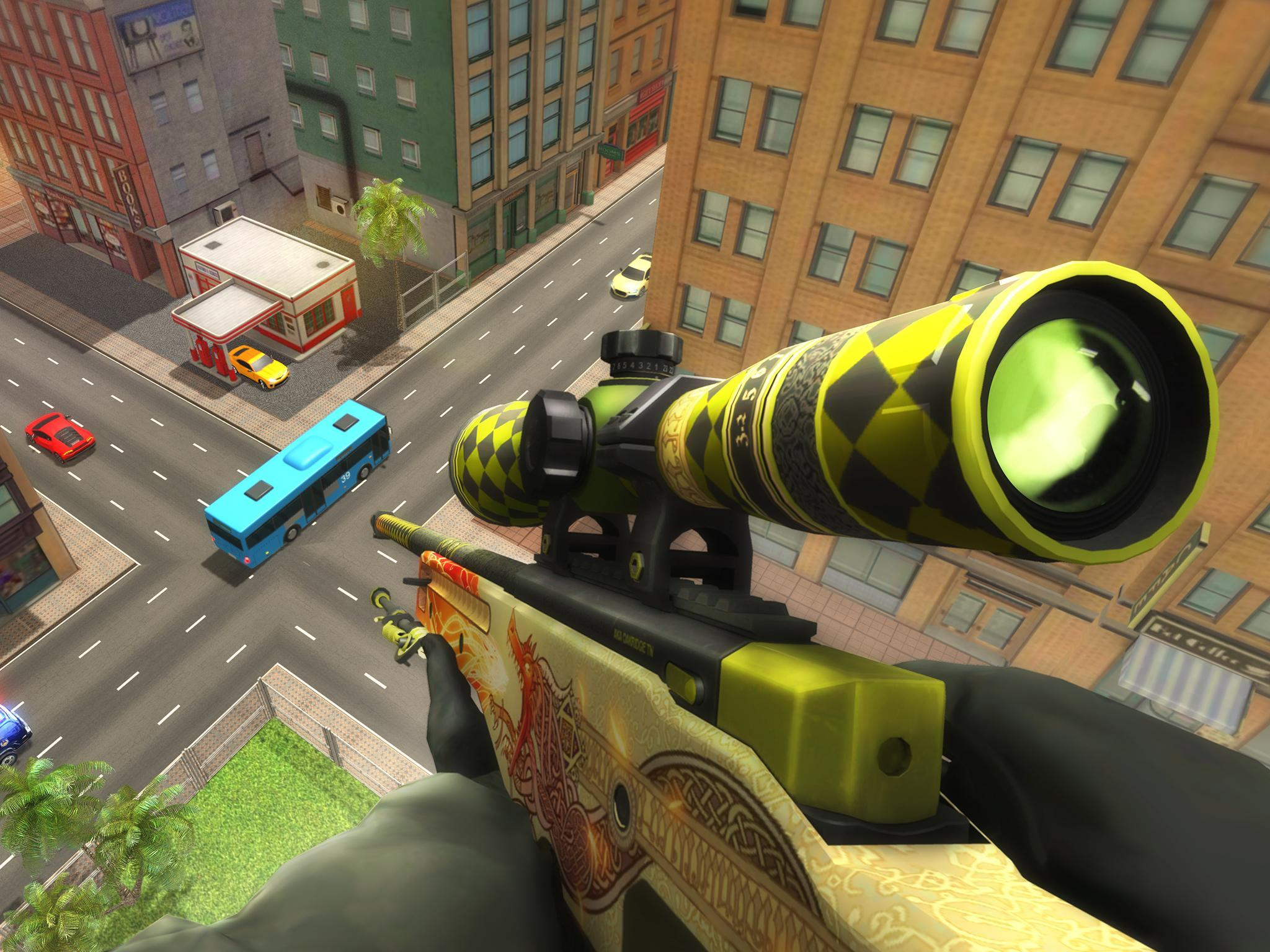 American Sniper 3D: Free Shooting Game 2019 for Android