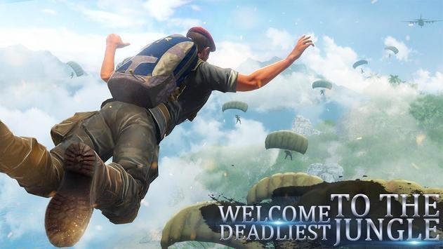 Army Commando Jungle Survival poster