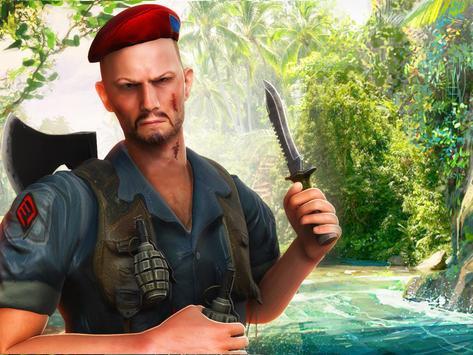 Army Commando Jungle Survival screenshot 15