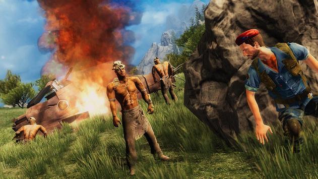 Army Commando Jungle Survival screenshot 3