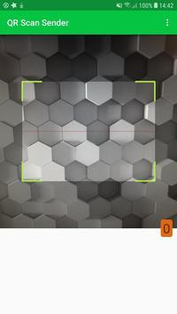 QR Scan Sender screenshot 1