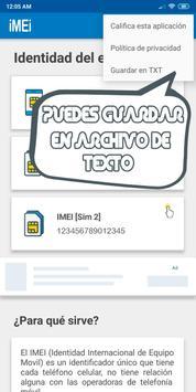 IMEI screenshot 5