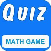 Math Quiz Game, Mathematics icon