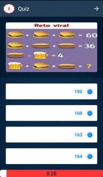 Math Quiz Game, Mathematics screenshot 4