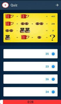 Math Quiz Game, Mathematics screenshot 6