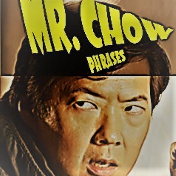 Mr. Chow (Mr. Ciao) screenshot 1