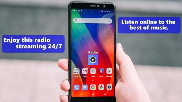 Radio Pogoda screenshot 1