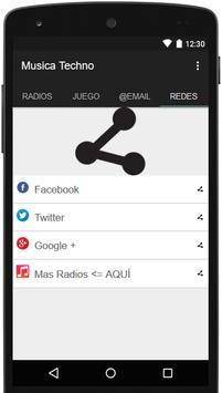 Musica Techno screenshot 2