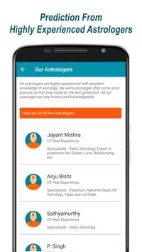 Ask Prediction: Ask Guru on Trusted Astrology App screenshot 5