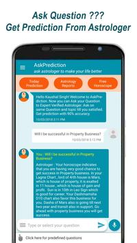 Ask Prediction: Ask Guru on Trusted Astrology App poster