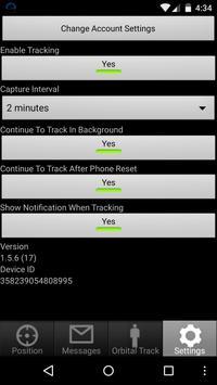 Orbital Track screenshot 2
