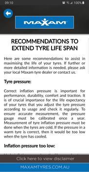 Maxam Tyres screenshot 4
