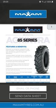 Maxam Tyres screenshot 2