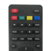 Remote Control For Catvision icon