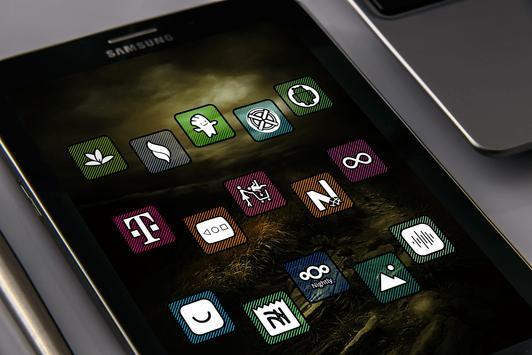 Raya Icon Pack | NEW dashboard screenshot 8
