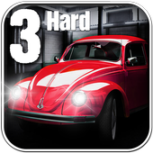 Car Driver 3 (Hard Parking) icon