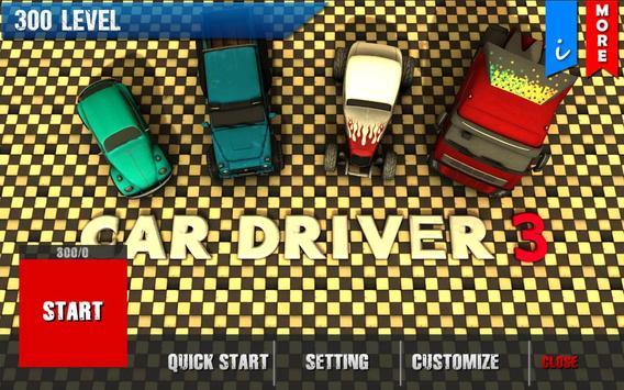 Car Driver 3 (Hard Parking) screenshot 6