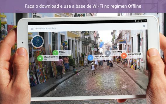 osmino WiFi gratuito: pontos de acesso, senhas imagem de tela 12